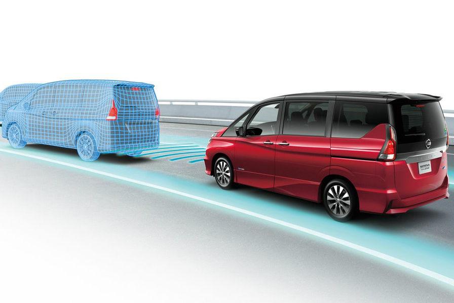 D'içi 2020, Nissan souhaiterais se postionner sur les véhicules autonomes