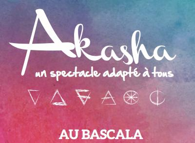 AKASHA,  le premier spectacle thérapeutique sur la scène Française