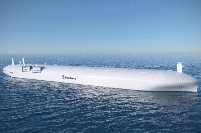 D'içi 2020, Rolls Royce veut produire des ferries et remorqueurs autonomes