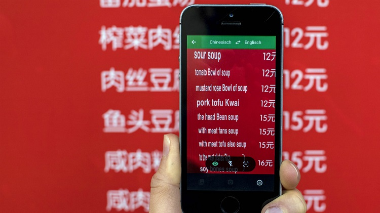 Google joue de son application Translate pour reconquérir la Chine