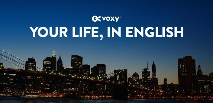 Learn-English-Voxy