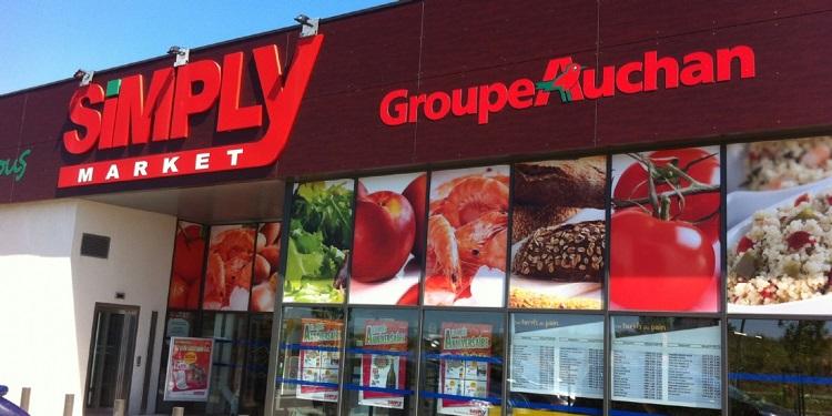 Paypal sera le partenaire de Simply Market pour percer dans le e-commerce