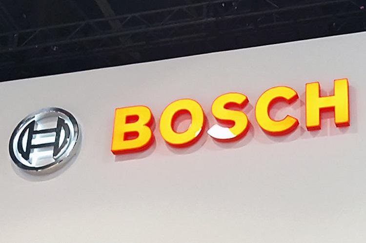 Bosch s'investit dans la conduite autonome en partenariat avec Nvidia