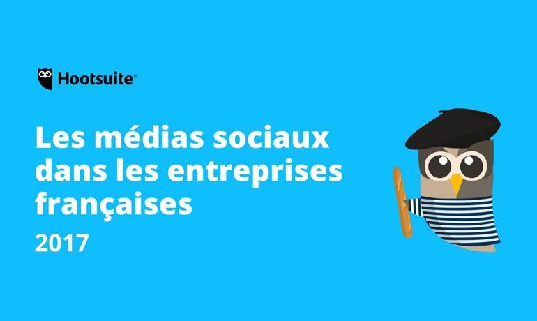 Infographie: Quel est l'usage des médias sociaux par les entreprises ?