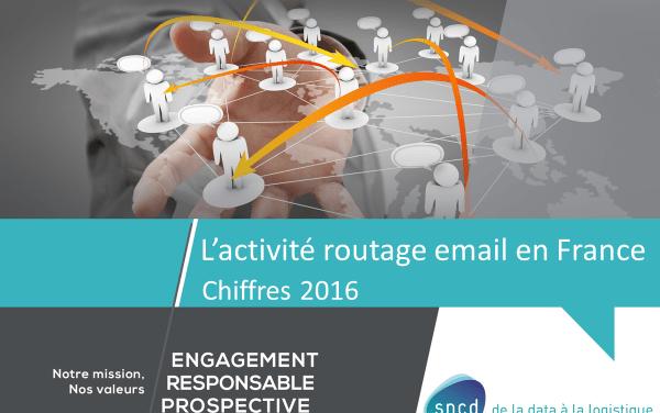 Sncd: les taux d'ouverture et de clics de l'emailing en 2016