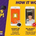 En Australie, McDonald's joue de Snapchat pour recruter ses collaborateurs
