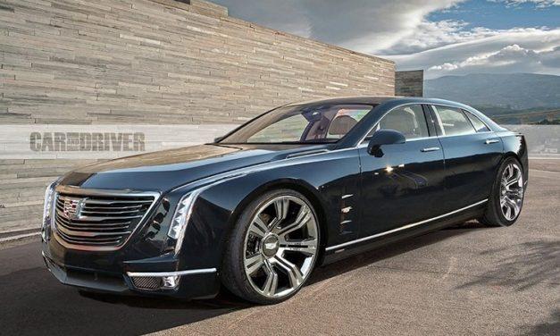 [Vidéo]: Le volant de la nouvelle Cadillac semi-autonome en action!