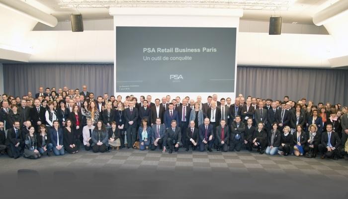PSA Retail lance son propre incubateur de start-ups