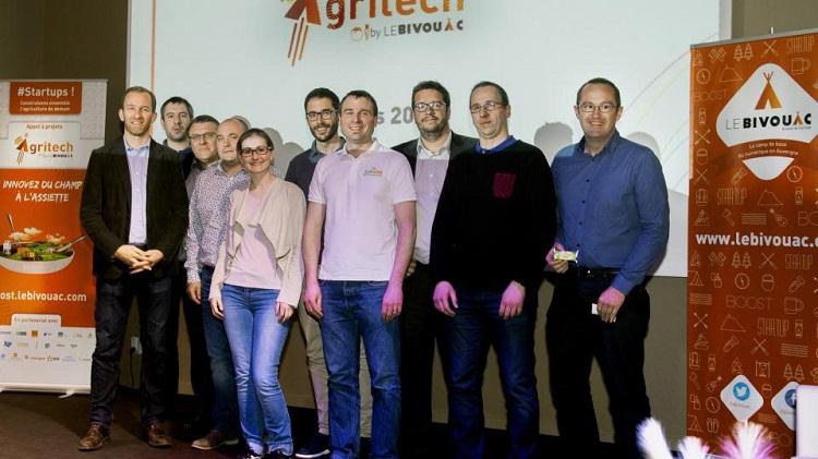 Le Bivouac: l'accélérateur qui a retenu 5 start-ups pour promouvoir l'agriculture