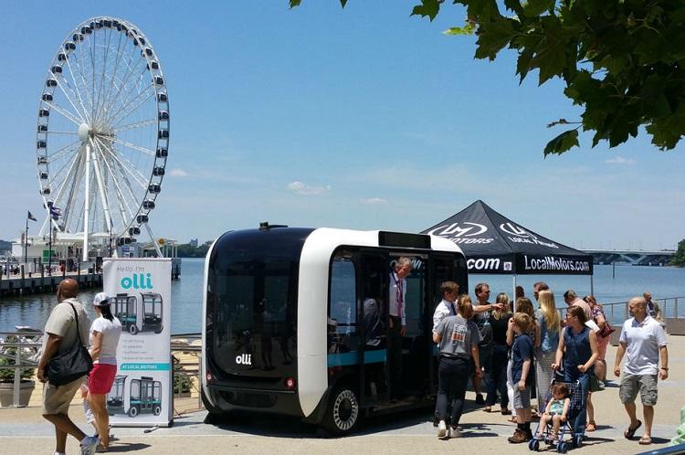 Airbus Ventures investir dans le spécialiste de la mise en réseau de véhicules autonomes Bestmile