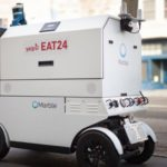 [Vidéo]: A San Fransisco, des robots livrent des repas...