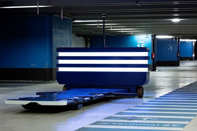La start-up Stanley Robotics lève 3,6 millions d'euros pour le déploiement de son robot voiturier