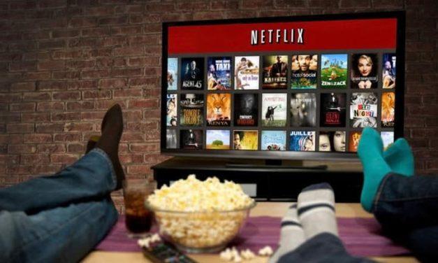 Infographie: La domination de Netflix dans la vidéo à la demande