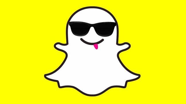 Infographie: L'utilisation de Snapchat par les marques