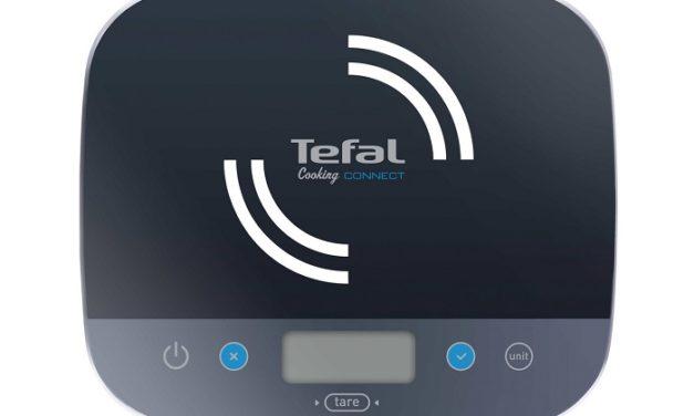 Cooking Connect de Tefal, la balance de cuisine intelligente