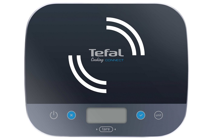 Cooking Connect de Tefal, la balance de cuisine intelligente