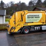 [Vidéo]: Volvo imagine les camions poubelles en mode autonome!