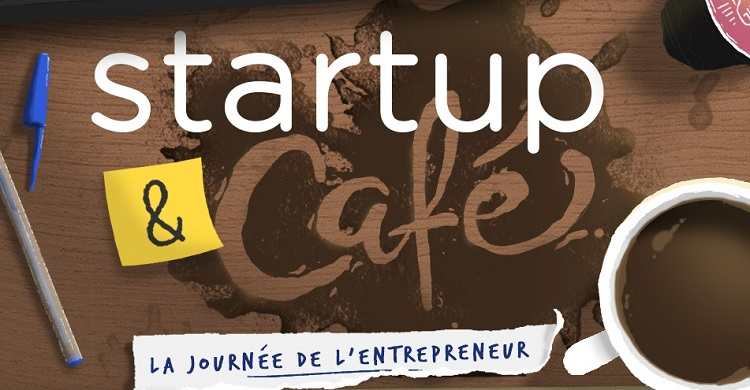 Infographie: La place du café dans les start-ups