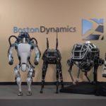 Boston Dynamics d'Alphabet passe dans les mains de Softbank