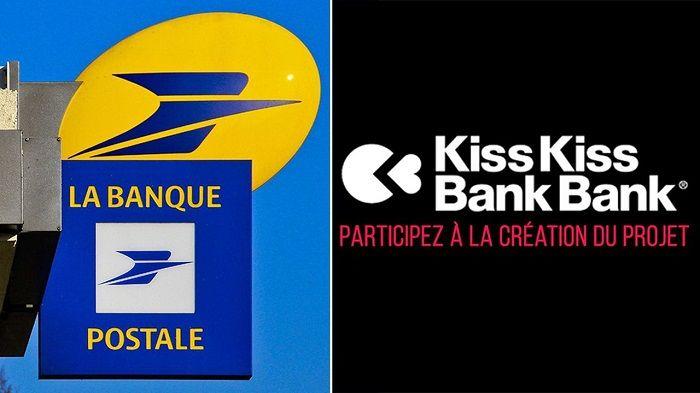 Crowdfunding: La banque postale rachète KissKissBankBank
