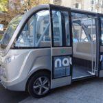 [Vidéo]: Les navettes autonomes Navya seront bientôt en circulation sur un campus Américain