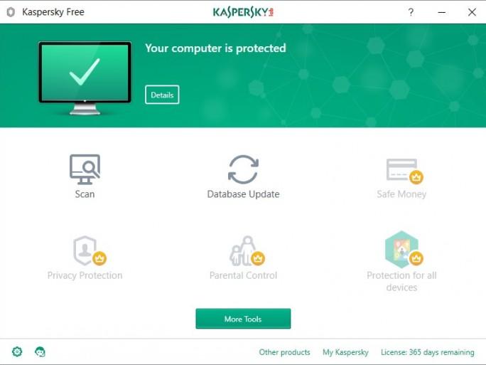 Pour concurrencer Windows Defender Kaspersky lance une version gratuite