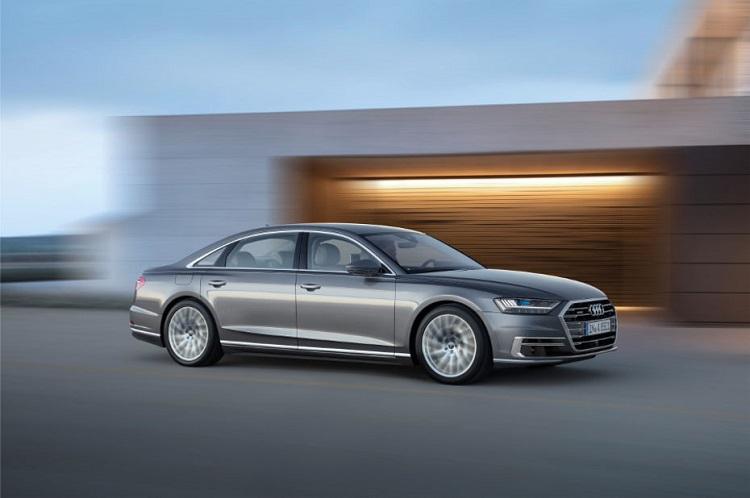 [Vidéo]:L'Audi A8 sera la première voiture autonome de niveau 3 commercialisée