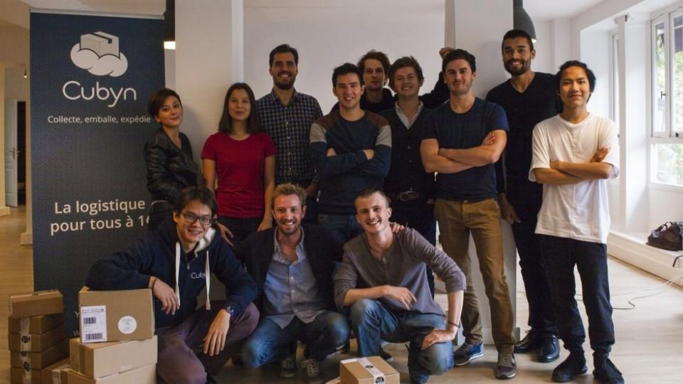La start-up Cubyn lève 7 millions d'euros pour se développer en Europe