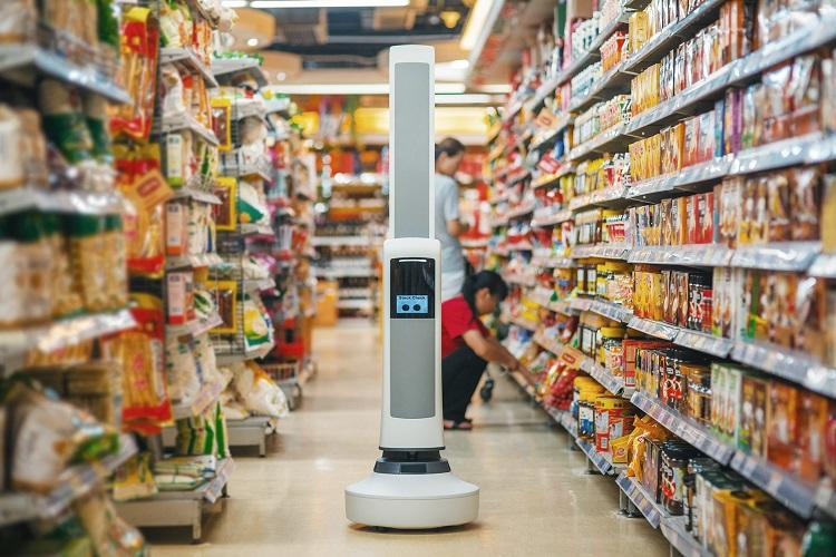 [Vidéo]: Tally, le robot pour éviter les ruptures de stocks en magasin