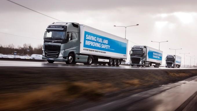 Le Royaume-Uni va tester des camions autonomes sur ces routes d'içi 2018