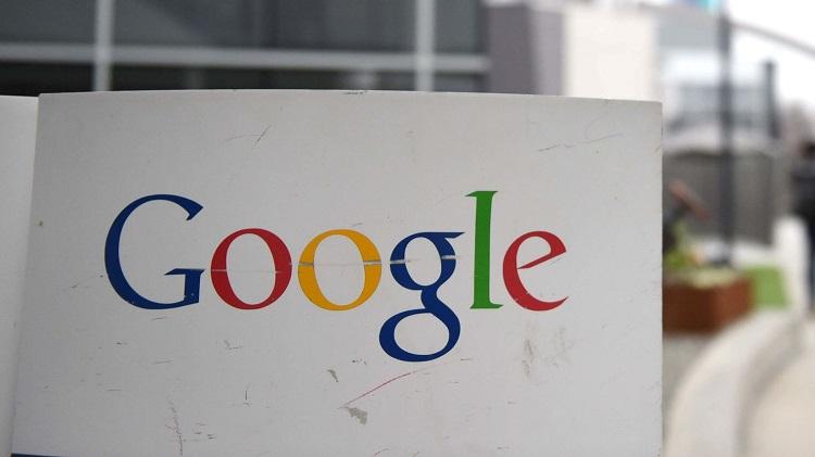 google panneau