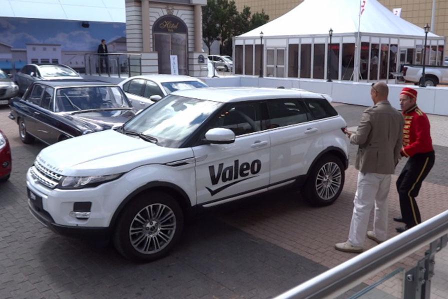 [Vidéo]: Valéo teste son Range Rover autonome à Paris