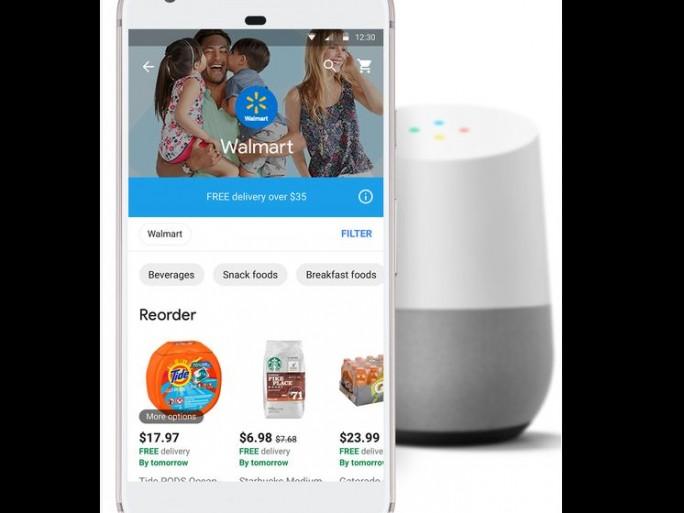 Pour contrer Amazon, Walmart s'allie avec Google dans le commerce digital