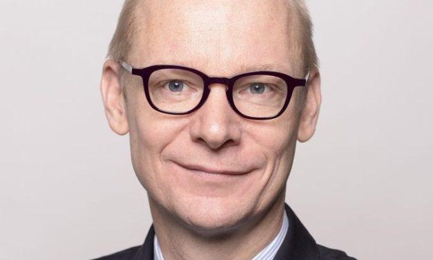 GillesThiebaut succède à la présidence de Gérald Karsenti chez HPE France