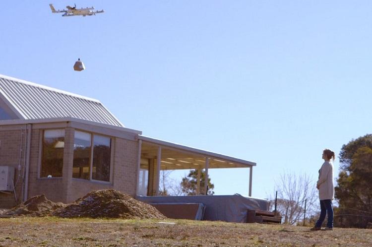 project-wing-drone-de-livraison