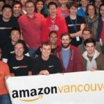 A Vancouver, Amazon annonce la création de 1000 nouveaux emplois