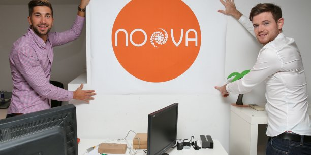 La start-up Toulousaine Noova rachetée par Brico privé