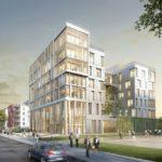 """[Vidéo]: Clermont-Ferrand présente son nouveau bâtiment """"Totem"""" dédié aux start-ups en 2019"""