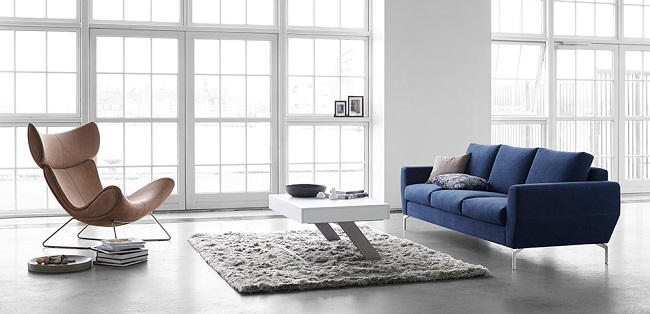 Le sp cialiste danois du meuble boconcept lance son for Meuble boconcept