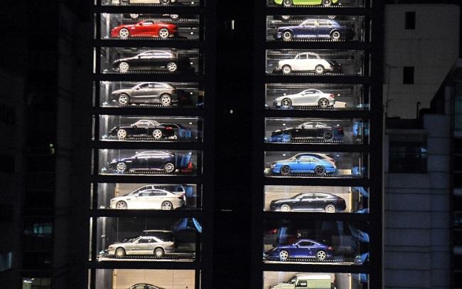 [Vidéo]: Alibaba va lancer des distributeurs automatiques de voitures