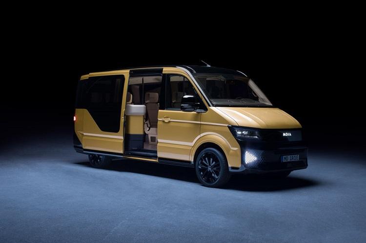 [Vidéo]: Volswagen dévoile Moia, son véhicule dédié aux nouvelles mobilités