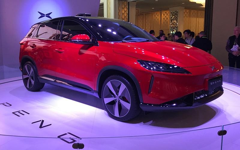 Le constructeur de voiture chinois Xpeng voit Alibaba rentrer dans son capital