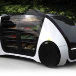 [Vidéo]: La start-up Américaine Robomart voit les véhicules autonomes comme l'avenir des superettes