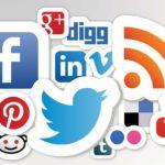 Infographie: Le classement des réseaux sociaux et la domination de Facebook
