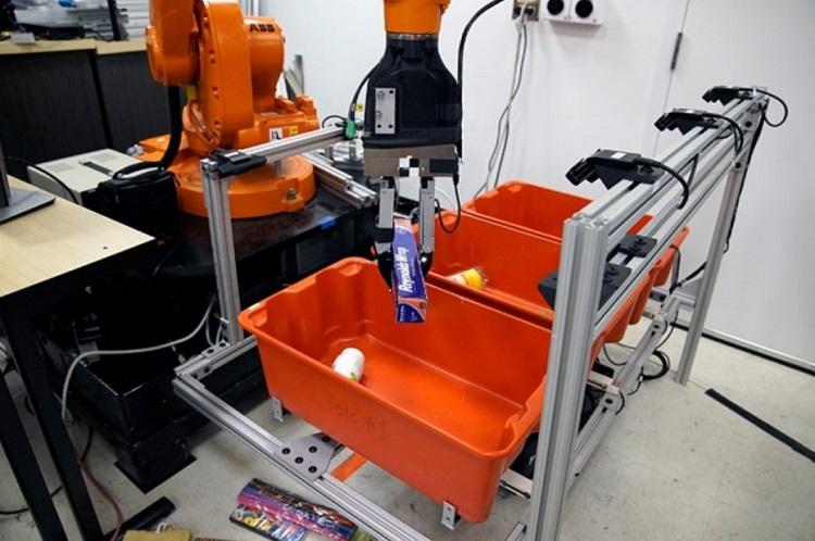 [Vidéo]: Le MIT a développé un robot d'avenir pour les e-commerçants