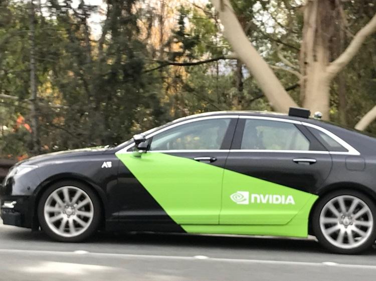 Nvidia suspend à son tour ses essais de véhicules autonomes