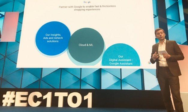 #EC1to1: Google affiche ses ambitions dans l'achat conversationnel