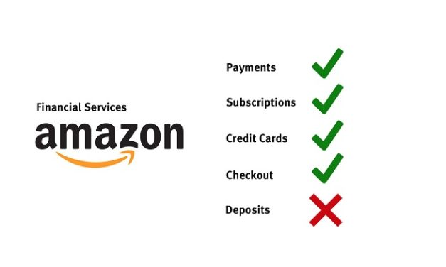 Amazon envisagerait de proposer des comptes en banque à ses clients