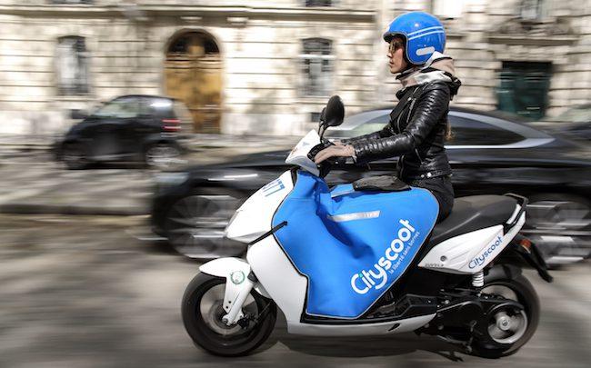La start-up Cityscoot veut déployer 6000 scooters électriques d'ici la fin de l'année