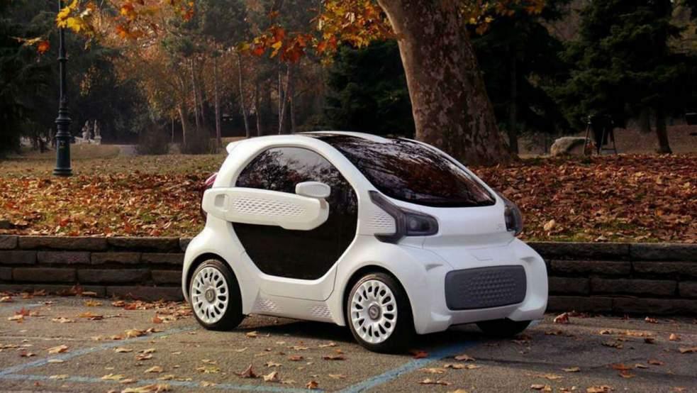 [Vidéo]: Le constructeur Italien XEV prévoit sa première voiture électrique imprimée en 3D pour 2019